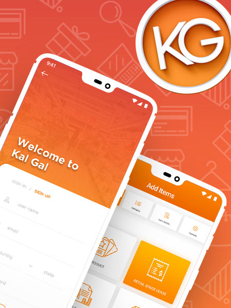 kal gal android app development