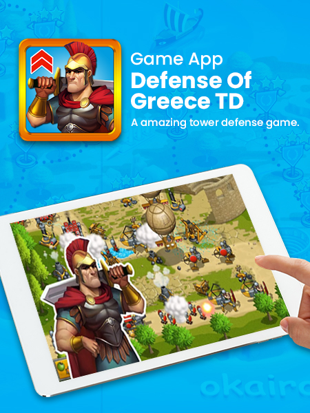 defense of greece td game app development